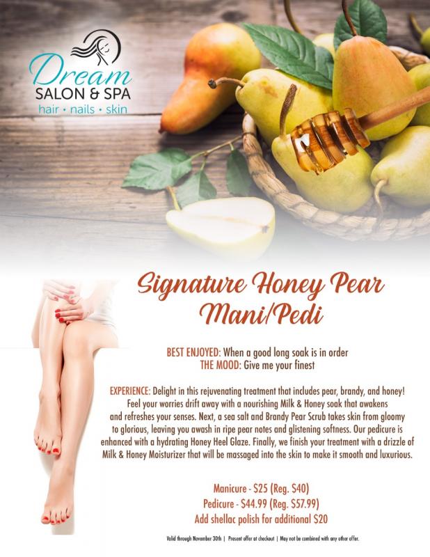 honey Pear fall 2019