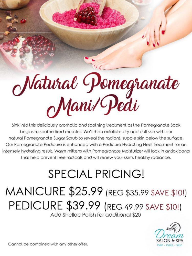 thumbnail_Dream Salon Pomegranate Mani Pedi Sugar Scrub